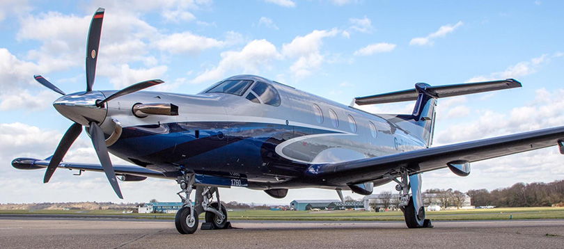 Pilatus - PC-12 Turboprops TissoT Aviation et Services