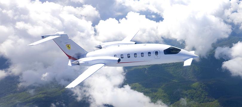 Piaggio -  TissoT Aviation Privatjets Flugzeuge zu mieten Schweiz