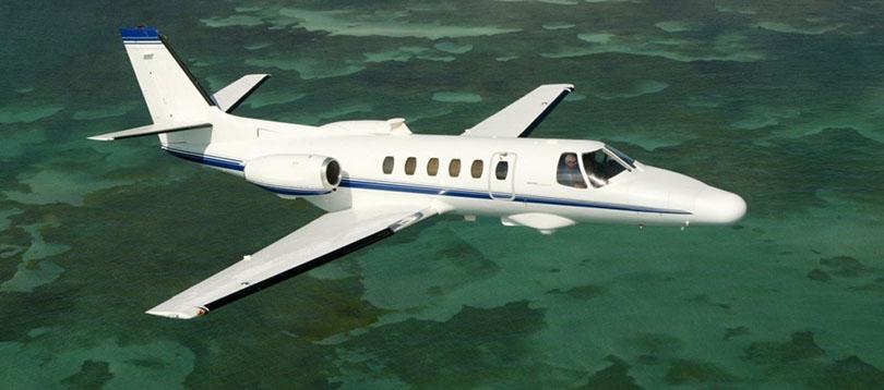 Cessna -  à louer TissoT Aviation Charter Suisse