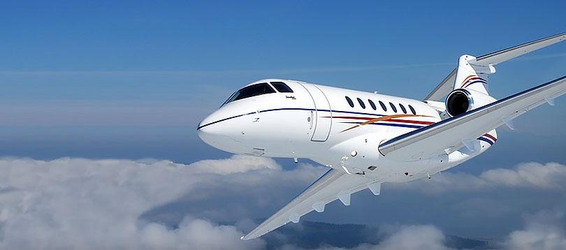 Jet privé avion aéronef  Hawker 4000 TissoT Aviation et Services