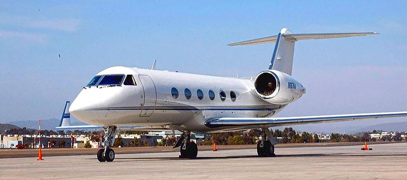 Gulfstream -  TissoT Aviation Privatjets Flugzeuge zu mieten Schweiz