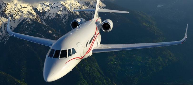 Dassault -  TissoT Aviation Privatjets Flugzeuge zu mieten Schweiz