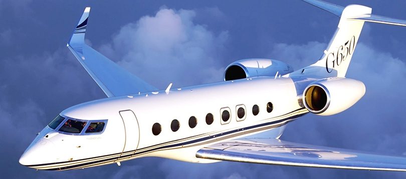 Gulfstream - G650 Heavy Jets Ultra Long Range TissoT Aviation et Services