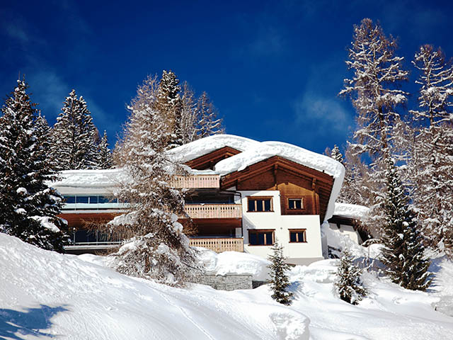 TissoT - Real estate mountain alpine chalet for sale