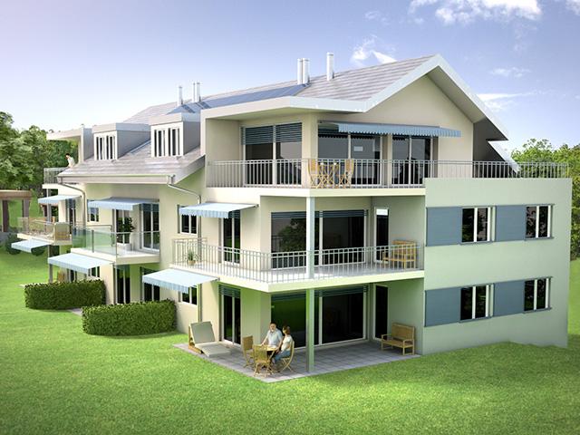 Echallens - Promotion de villas neuves Vente immobilière