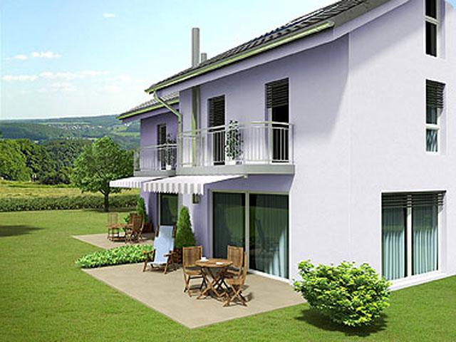 Chavornay - Neubauprojekte Häuser Villen Schweiz Immobilienverkauf