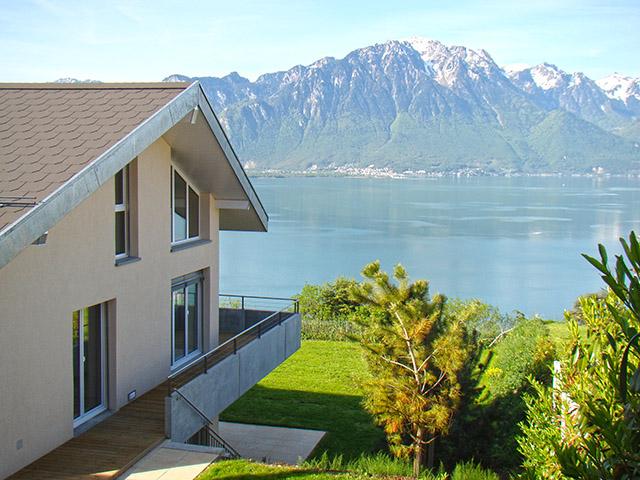 Chernex - Neubauprojekte Häuser Villen Schweiz Immobilienverkauf