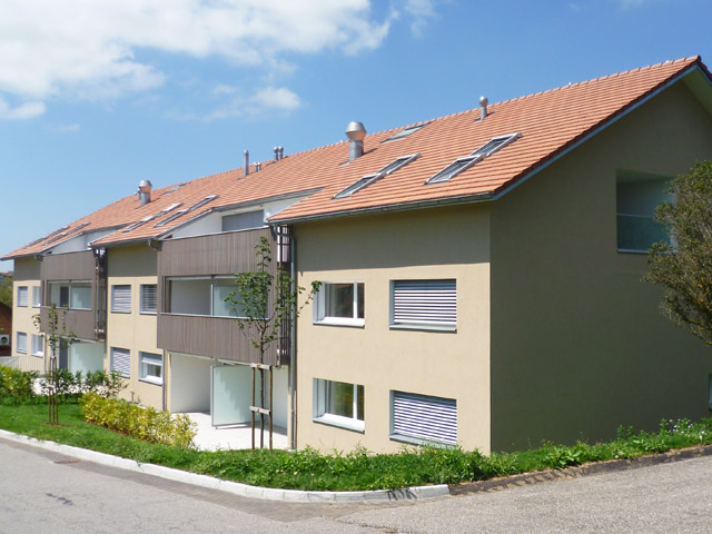 Vaulruz - Promotion appartements neufs Vente immobilière
