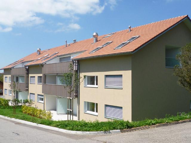 Vaulruz - Newprojects Apartments Switzerland Real estate sales