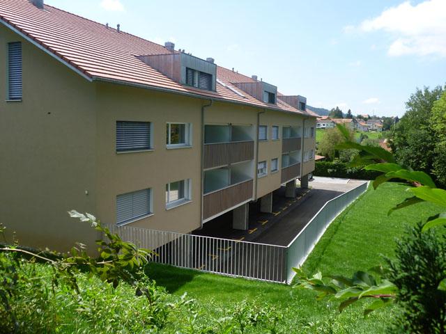 Bien immobilier - Vaulruz - Appartements
