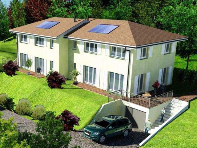 Le Mont-sur-Lausanne - Newprojects houses Switzerland Real estate sales
