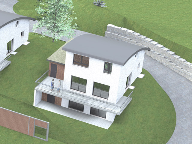 Mézières - Newprojects houses Switzerland Real estate sales