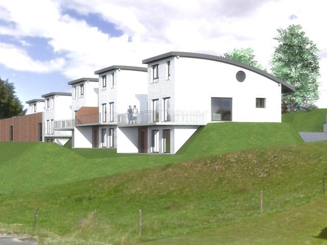 Bien immobilier - Mézières - Villas