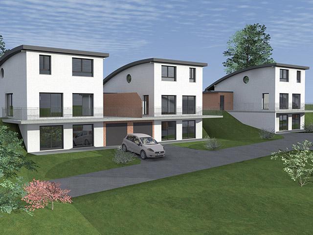 Mézières - Neubauprojekte Häuser Villen Schweiz Immobilienverkauf