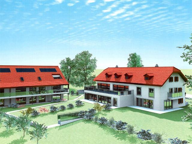 Bavois - Neubauprojekte Wohnungen Schweiz Immobilienverkauf