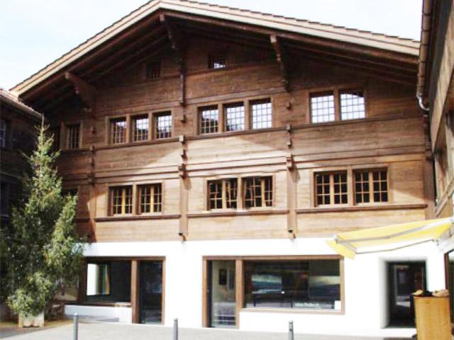 Saanen - Promotion appartements neufs Vente immobilière