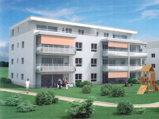 Cheseaux-sur-Lausanne - Neubauprojekte Wohnungen Schweiz Immobilienverkauf
