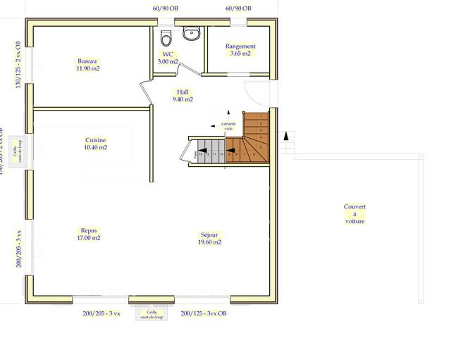 MUTRUX TissoT Immobilien : Villas
