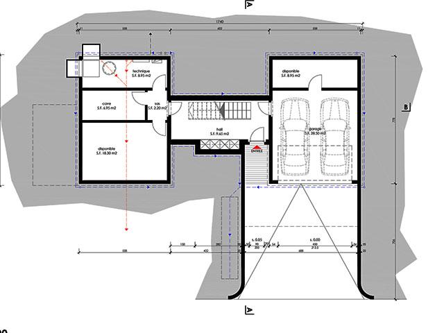 Bien immobilier - Chambrelien - Villas