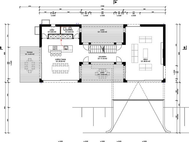 Chambrelien TissoT Immobilier : Villas