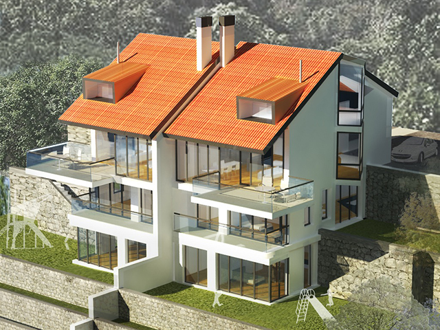 Chexbres - Newprojects Apartments Switzerland Real estate sales