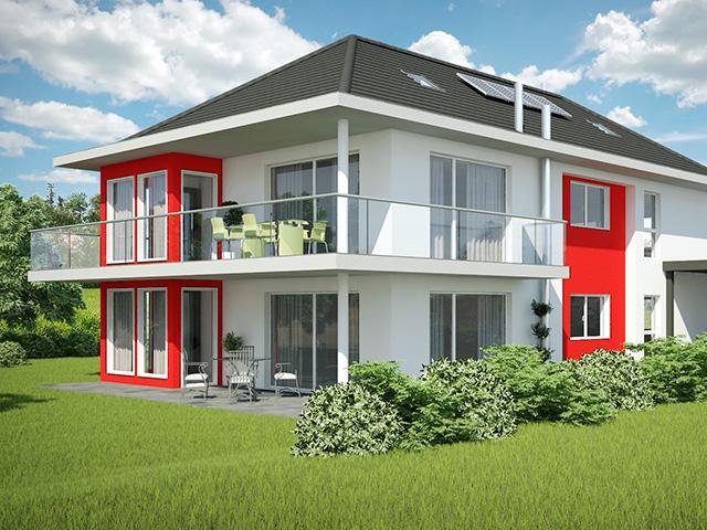 Chavornay - Neubauprojekte Wohnungen Schweiz Immobilienverkauf