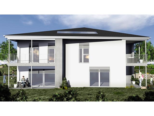 Echallens - Promotion appartements neufs Vente immobilière
