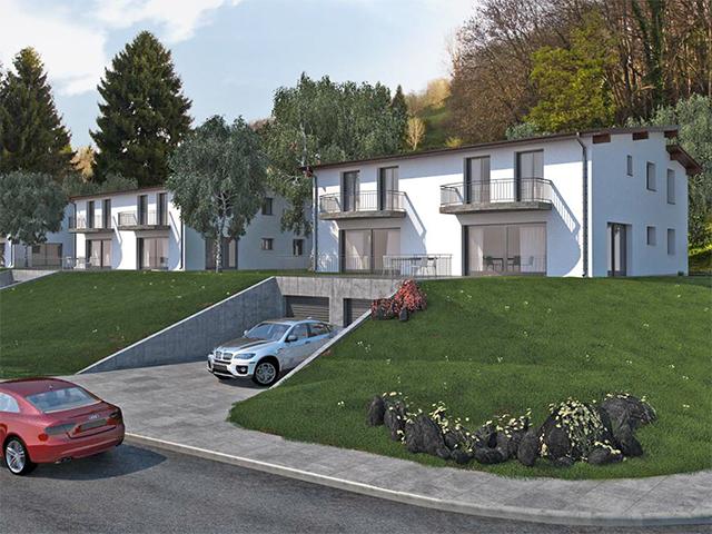 Cugy - Neubauprojekte Häuser Villen Schweiz Immobilienverkauf