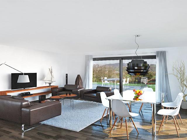 Bien immobilier - Cugy - Villas