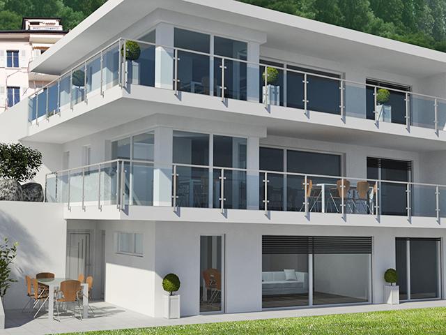 Veytaux - Promotion appartements neufs Vente immobilière