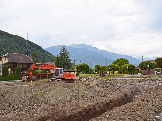Massongex - Neubauprojekte Häuser Villen Schweiz Immobilienverkauf