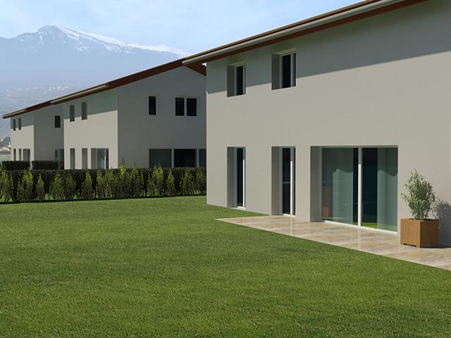 Conthey - Promotion villas neuves Vente immobilière