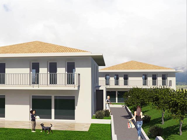 Miège - Neubauprojekte Wohnungen Schweiz Immobilienverkauf
