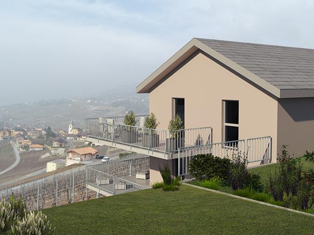 Miège - Promotion villas neuves Vente immobilière