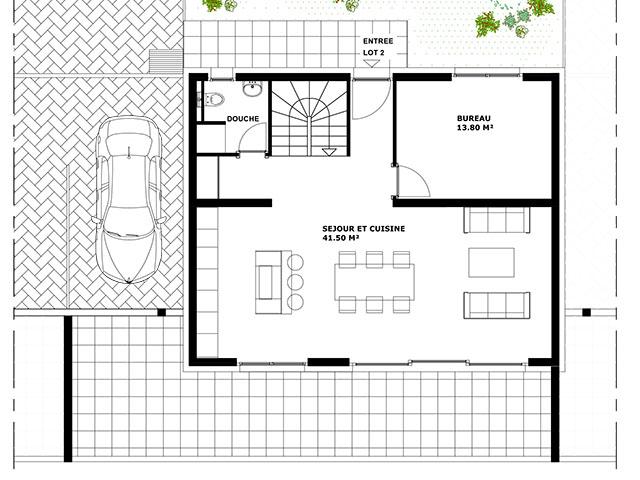 Miège TissoT Immobilien : Villas