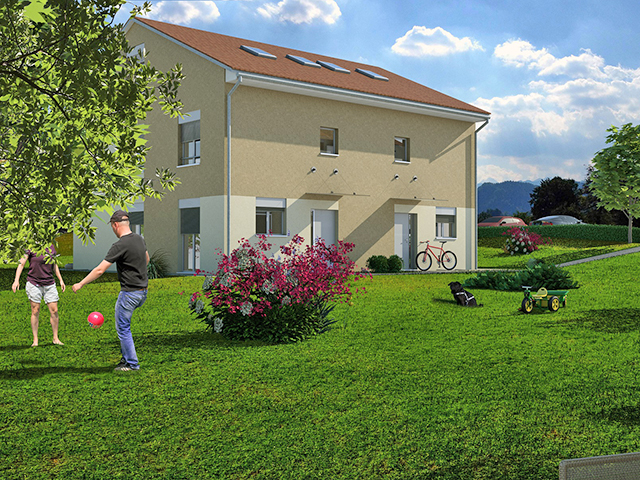 Bien immobilier - Orbe - Villas