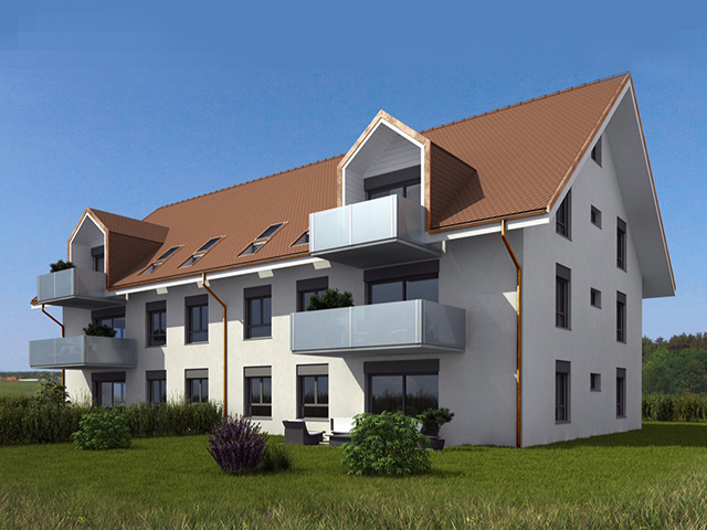 St-Cierges - Promotion appartements neufs Vente immobilière