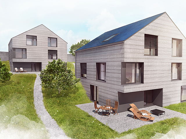 Orbe - Promotion appartements neufs Vente immobilière