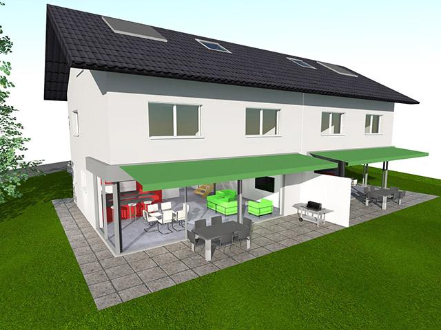 Epalinges - Promotion appartements neufs Vente immobilière