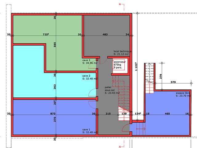 Bien immobilier - Riaz - Appartements