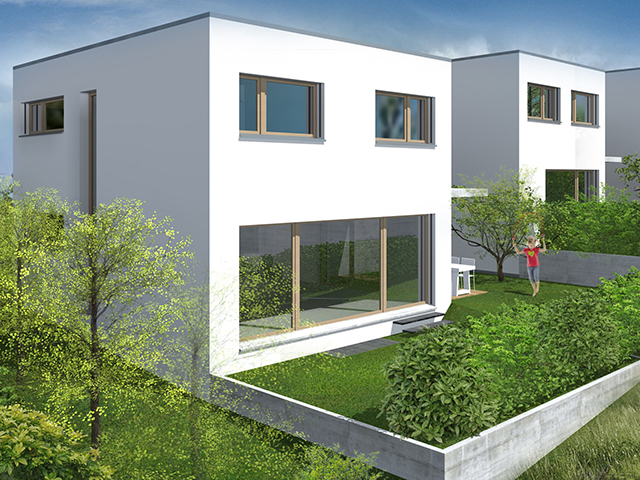 Le Grand-Saconnex - Newprojects houses Switzerland Real estate sales