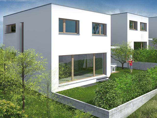 Le Grand-Saconnex - Neubauprojekte Häuser Villen Schweiz Immobilienverkauf