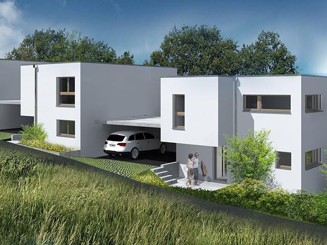 Bien immobilier - Le Grand-Saconnex - Villas