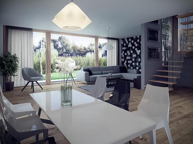 Le Grand-Saconnex 1218 GE - Villas - TissoT Immobilien