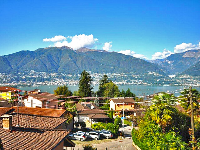 Bien immobilier - Piazzogna - Appartements
