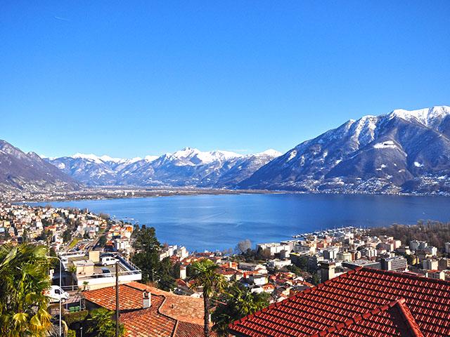 Locarno Monti - Neubauprojekte Wohnungen Schweiz Immobilienverkauf