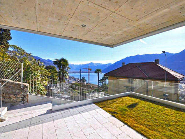 Bien immobilier - Locarno Monti - Appartements