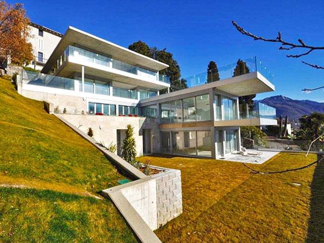 Locarno Monti 6605 TI - Appartements - TissoT Immobilier