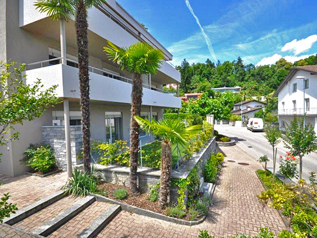 Ascona 6612 TI - Appartements - TissoT Immobilier