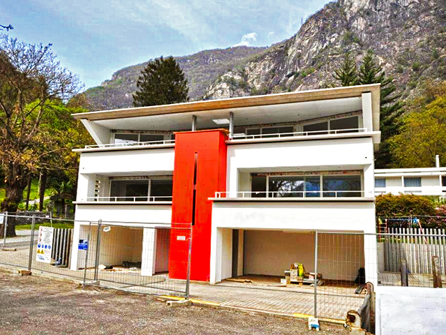 Ponte Brolla - Neubauprojekte Wohnungen Schweiz Immobilienverkauf